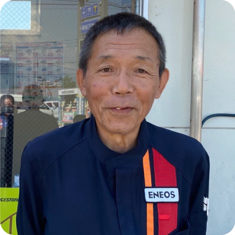 佐賀地区整備主任小野二郎